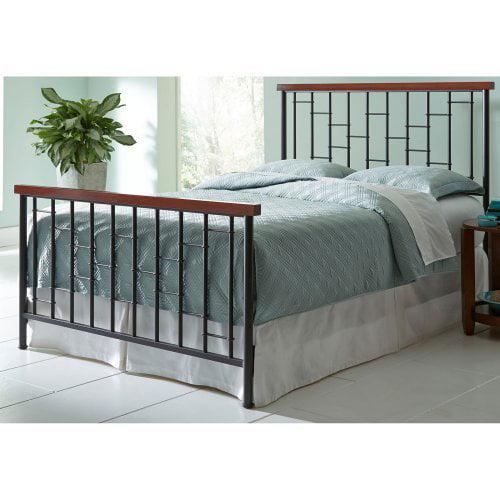 Leggett & Platt Interlude Panel Bed