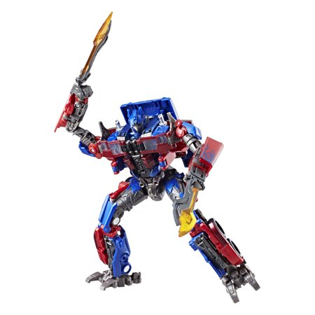 Transformers Studio Series 05 Voyager Class Movie 2 Optimus Prime (Optimus Prime Transformer Halloween Costume)