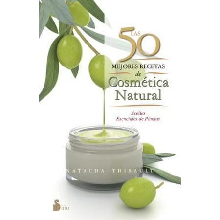 50 Mejores Recetas de Cosmetica Natural, Las (Tortas De Halloween Recetas)