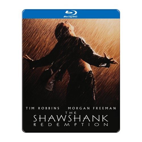 The Shawshank Redemption (Blu-ray) (Steelbook Packaging) (Widescreen)