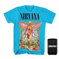 60191882217c3 Product Image Nirvana T-Shirt Forest In Utero T-Shirt + Coolie (S)