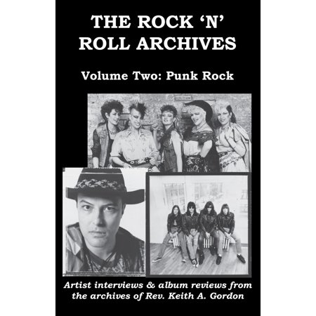 The Rock 'n' Roll Archives, Volume Two: Punk Rock - -
