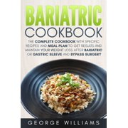 Bariatric Cookbook - eBook