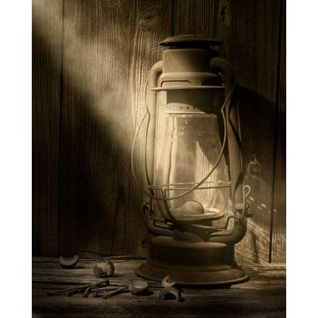 Yesterday 1 Light (Yesterdays Light Stretched Canvas - C Thomas McNemar (24 x 30))
