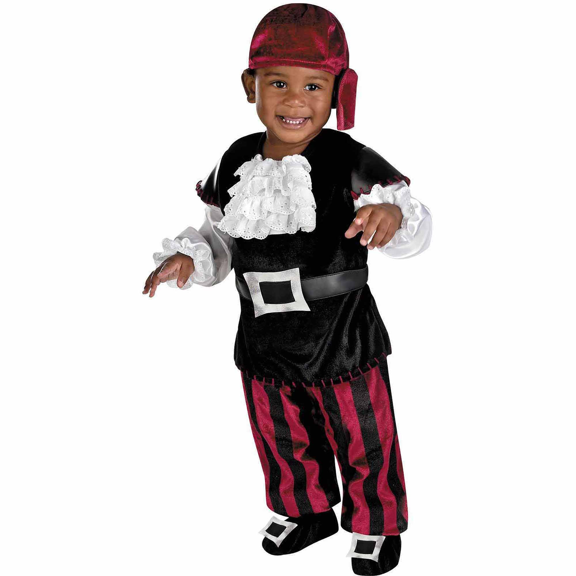 Puny Pirate Infant Halloween Costume