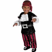 Infant Puny Pirate Costume Disguise 1758