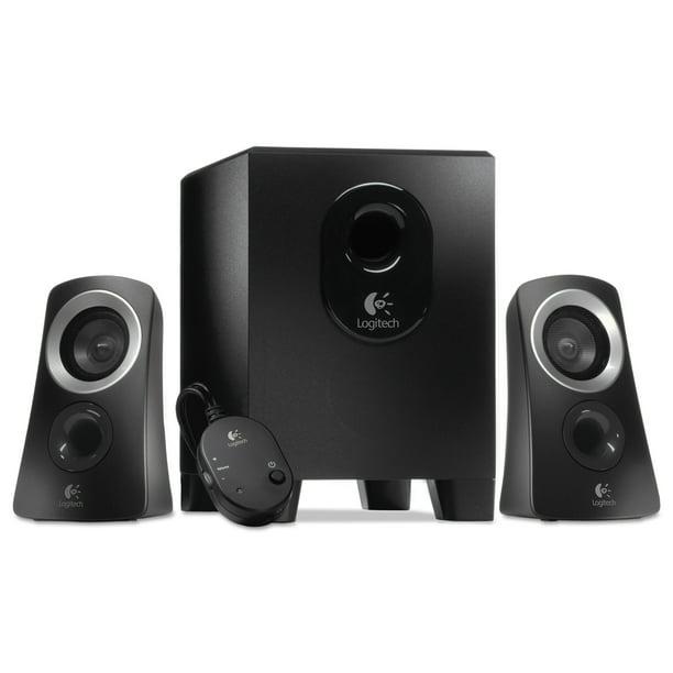 Logitech Z313 Multimedia Speaker System - Walmart.com - Walmart.com