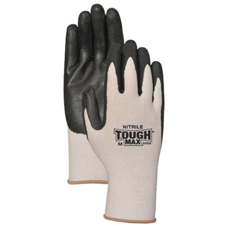 C3703XL Extra Large Nitrile With Cool Max Gloves, Other Materials By Bellingham Glove
