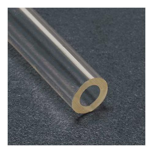 TYGON ACF00006 Tubing,Clear,1/8 In. Inside Dia,50 ft.