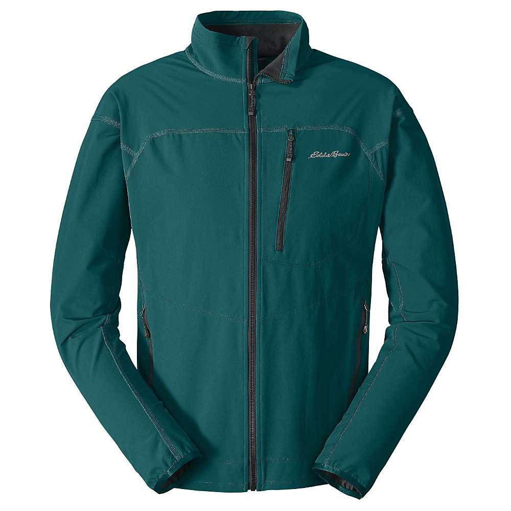 Eddie Bauer First Ascent Men's Sandstone Soft Shell Jacket by Eddie Bauer
