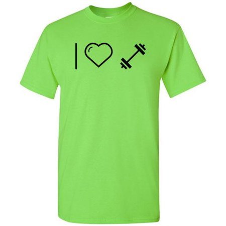 Unisex T-Shirt / Lime / Youth XS