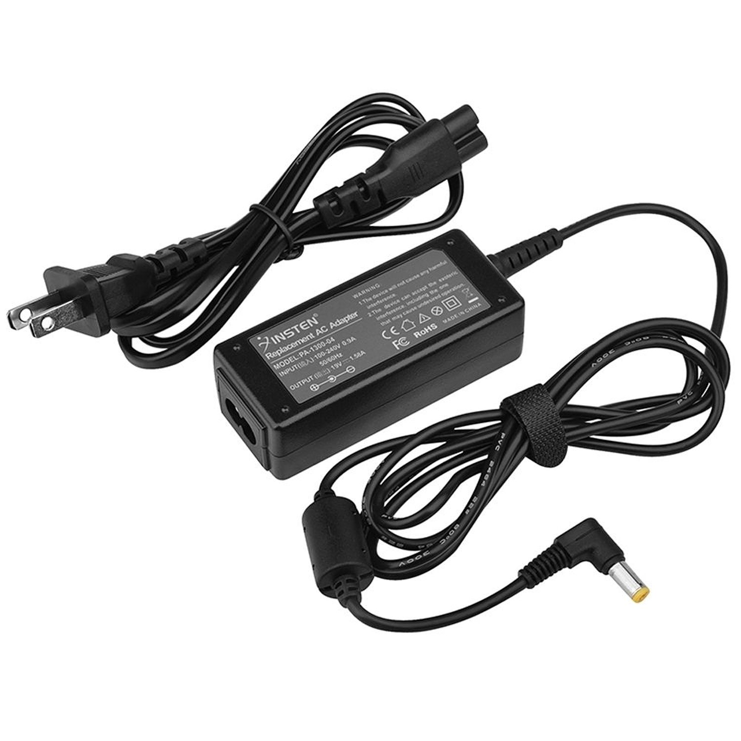 Insten AC Wall Power Adapter Charger For Acer Aspire One / Dell Mini 9 / Mini 10 / Mini 12 / Inspiron 910 / 1210