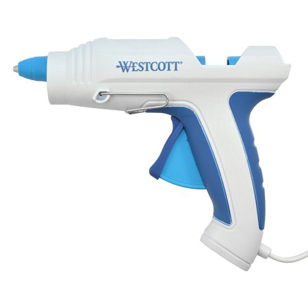 Temp Glue Gun - Westcott Hot Power Glue Gun