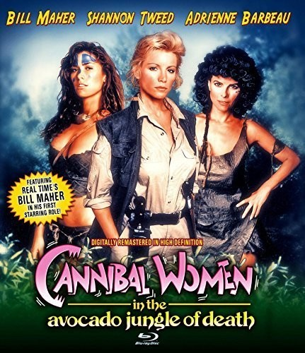 Cannibal Women in the Avocado Jungle of Death (Blu-ray) by Music Video Dist