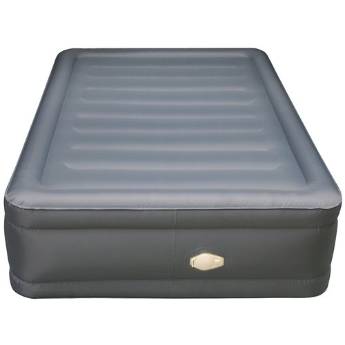 Altimair Full-size Air Mattress with Memory Foam Mattress ...