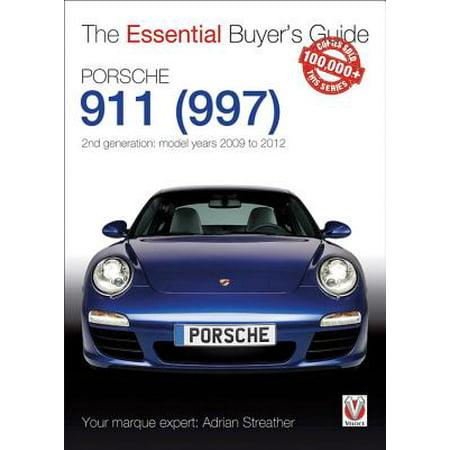Porsche 911 (997) - 2nd Generation: Model Years 2009 to