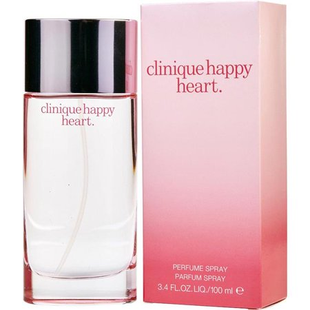 Clinique HAHPS17B Women Happy Heart & Perfume Spray - 1.7 oz & 50 ml