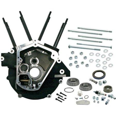 S&S Cycle 31-0053 Super Stock Engine Case - Big Bore 3 5/8in Bore -