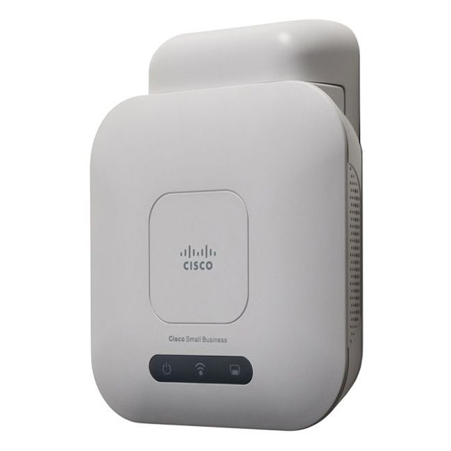 Cisco WAP121 Wireless-N Access Point with Single Point by Cisco