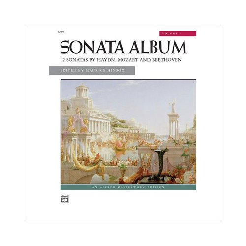 Sonata Album - Volume 1 - Piano - Intermedite/Early Advanced