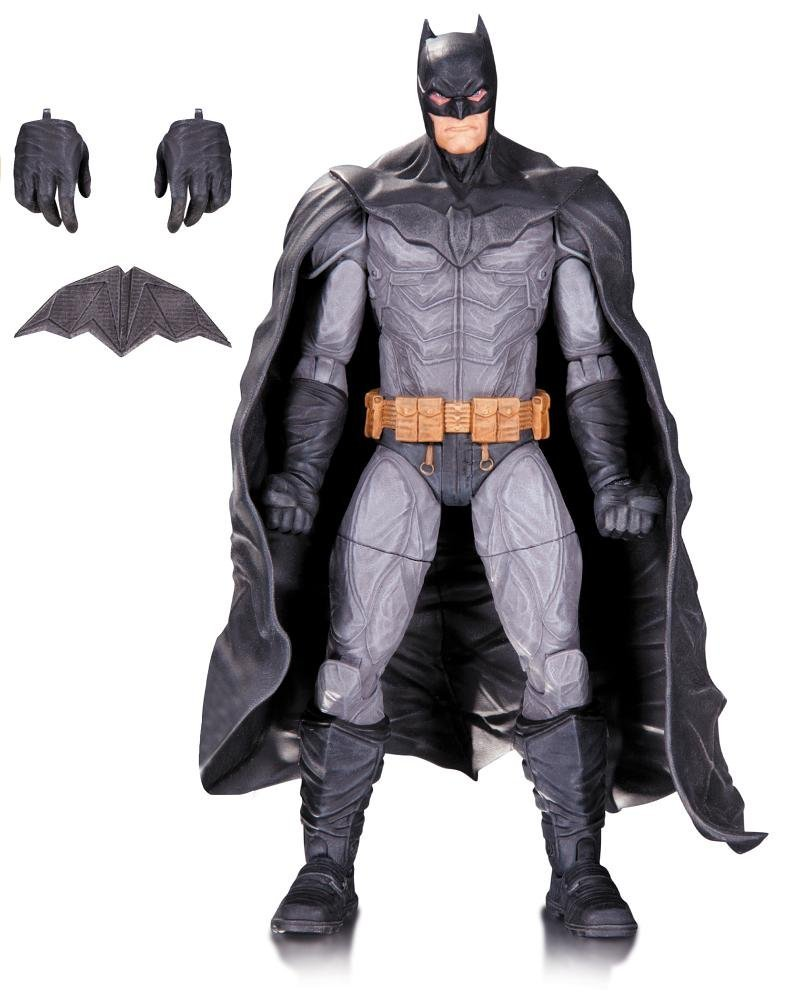 "DC Comics Designer Series Lee Bermejo 6.75"" Batman Action Figure by DC Collectibles"