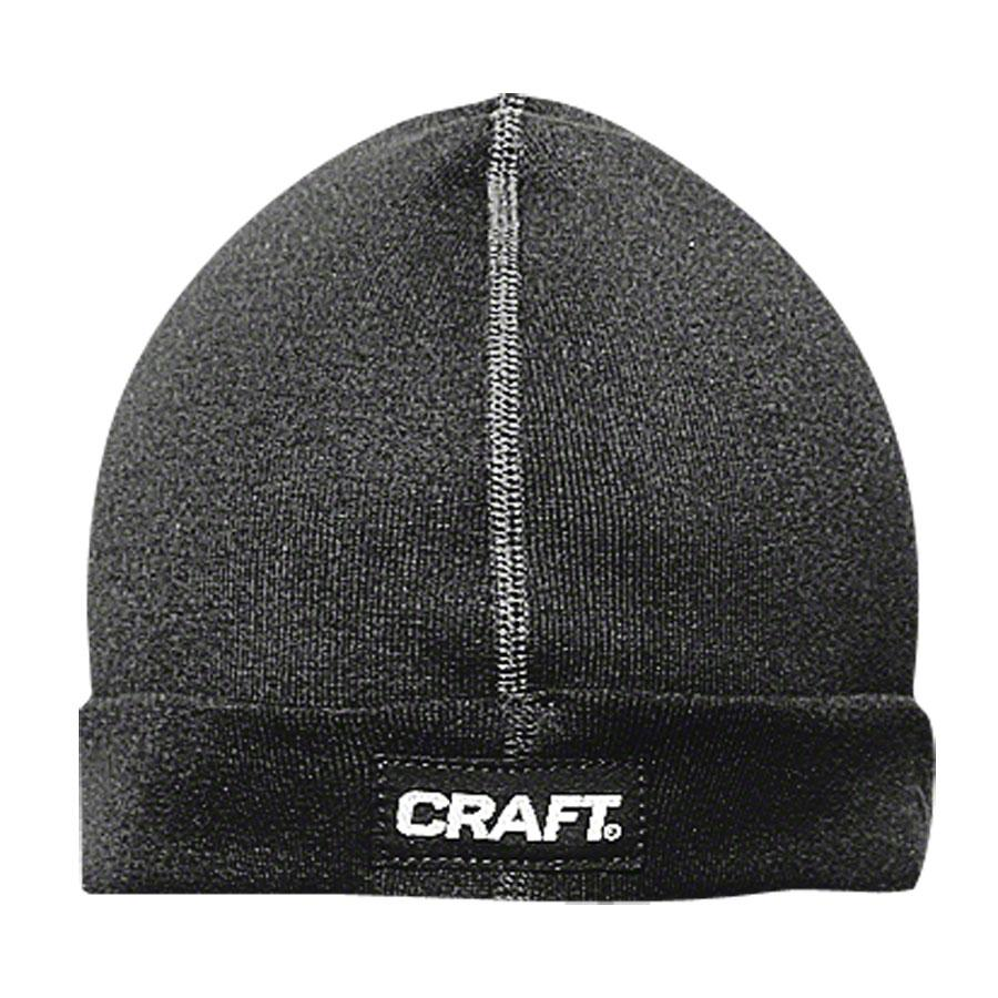 Craft Active Thermal Hat: Black One Size