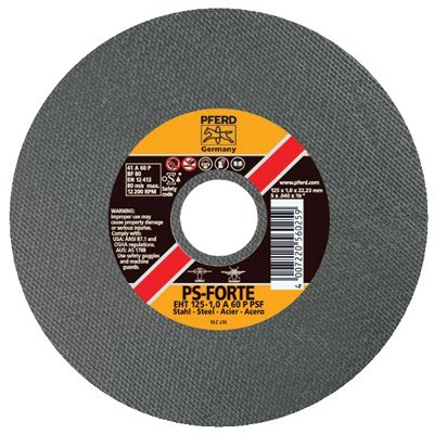 Type 1 General Purpose A-PSF Thin Cut-Off Wheels - 69950 SEPTLS41969950