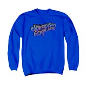 Jefferson Airplane Gradient Logo Mens Crewneck Sweatshirt