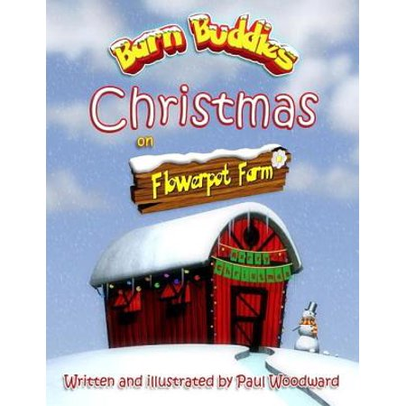 Woodwards Farm - Barn Buddies: Christmas on Flowerpot Farm - eBook