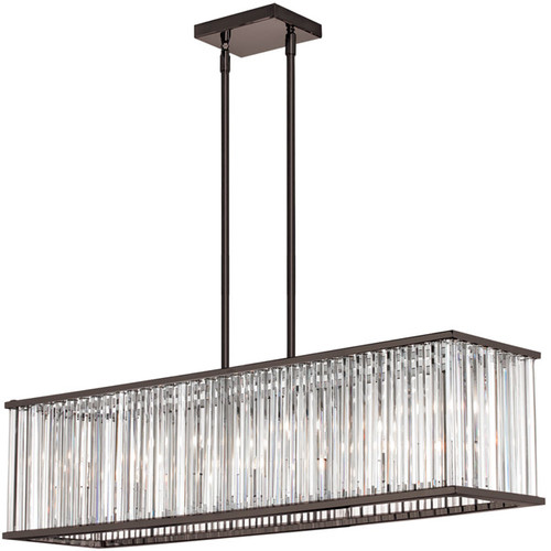 Dainolite Aruba ARU-306HP-VOB 7 Light Chandelier