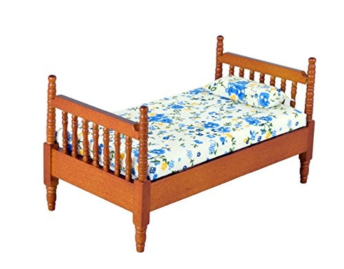 no 2 1:12 Scale Double Bed Kit