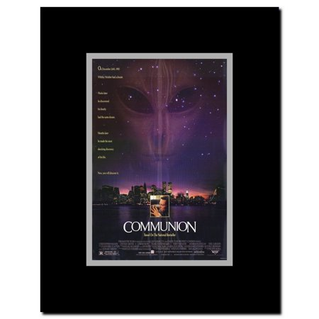 Communion Framed Movie Poster (Communion Pop)
