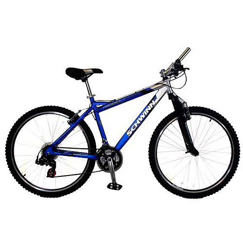 26 Mens Schwinn Aluminum Comp Mountain Bike Blue