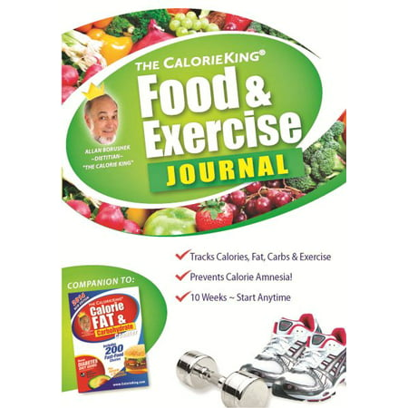 food exercise journal walmart com
