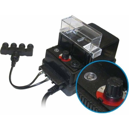100 Watt Transformer with Photo Cell and - Transformer Timer