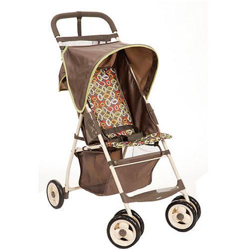 Cosco Deluxe Comfort Ride Stroller, Circus