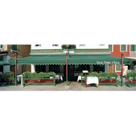 Panoramic Images Ppi111458l Facade Of A Restaurant  Burano  Venice  Veneto  Italy Poster Print By Panoramic Images   36 X 12