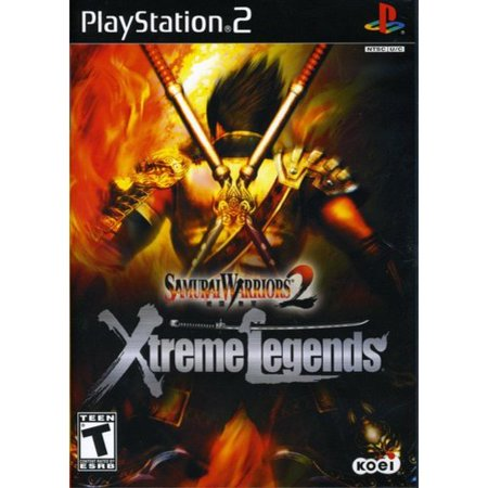 Image of Samurai Warriors 2: Xtreme Legends (PS2)