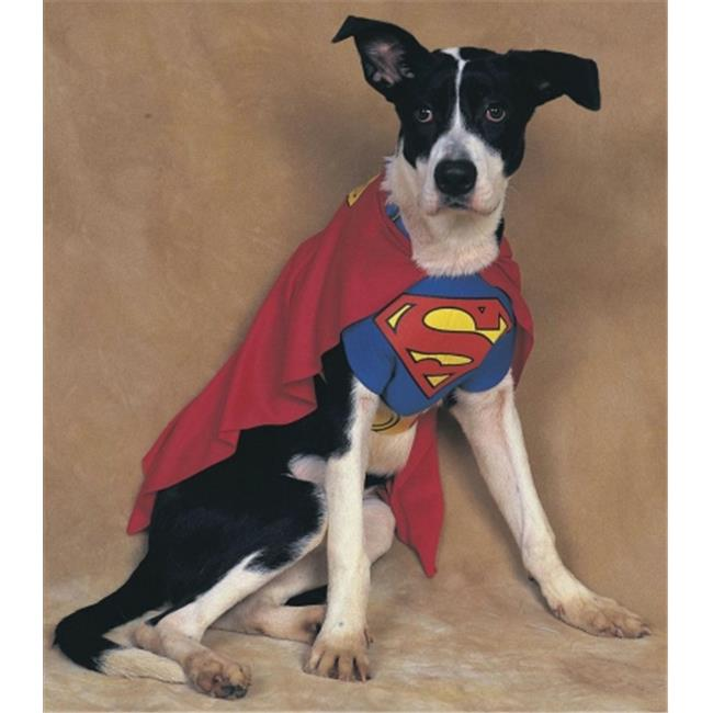 Costumes For All Occasions Af194Md Superman Pet Costume Medium