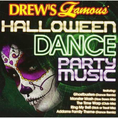 Halloween Dance Party Music (Various Artists) (CD) - Party City Halloween Music