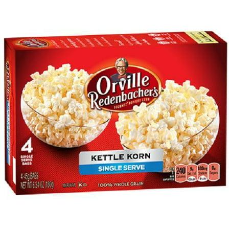 (ConAgra Foods Orville Redenbachers  Popping Corn, 4 ea)