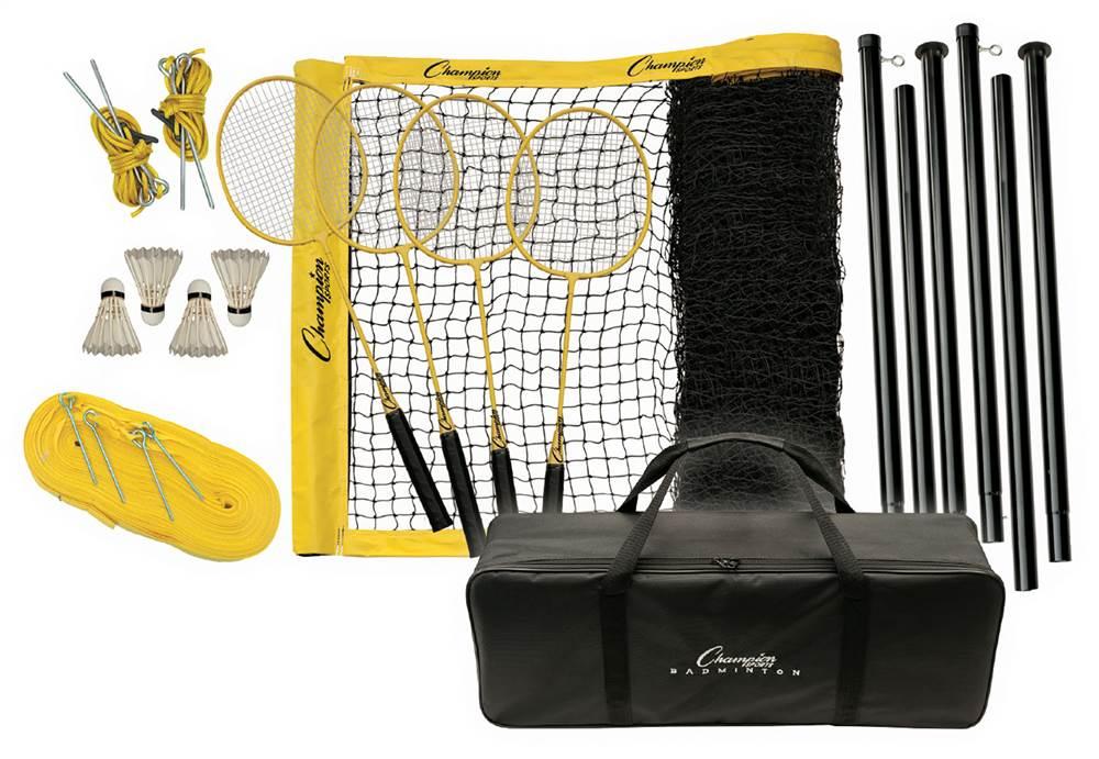 Tournament Series Badminton Set by Champion Sports