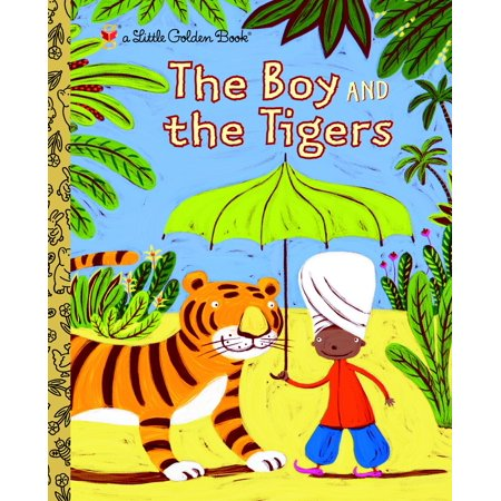 The Boy and the Tigers (Hardcover)](Frosty The Tiger)