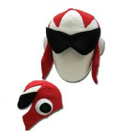Mega Man Cosplay Costume Proto Man Helmet