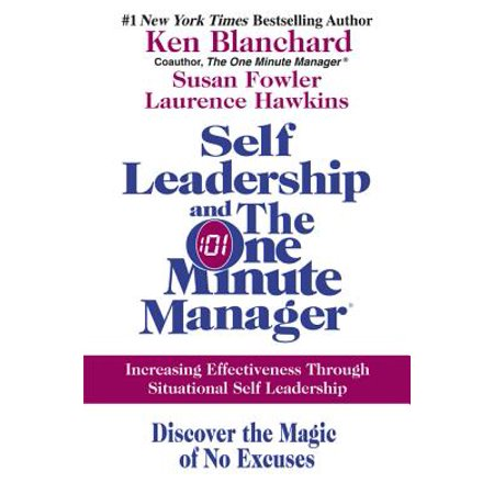 Self Leadership And The One Minute Manager (Leadership And The One Minute Manager Audiobook)