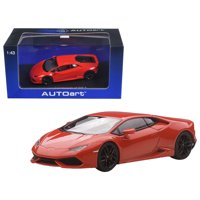 Lamborghini Huracan LP610-4 Rosso Mars Metallic/ Red Metallic 1/43 Diecast Model Car by Autoart