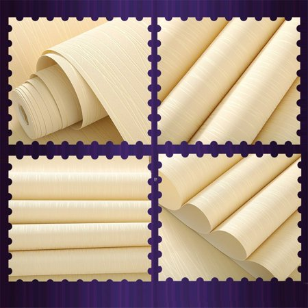 LeKing Simple striped non-woven wallpaper - image 3 of 6