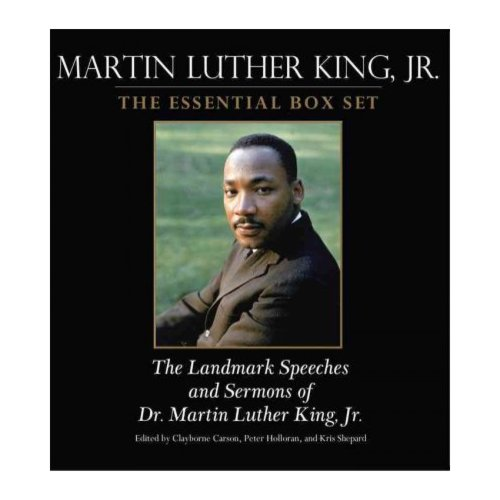 Martin Luther King: The Essential Box Set: The Landmark Speeches and Sermons of Dr. Martin Luther King, Jr.