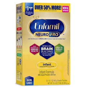 Enfamil Infant Neuropro 31.4oz Refill