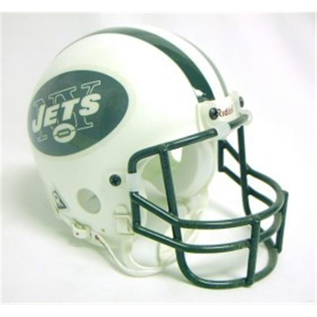 New York Jets Throwback 1965-77 Authentic Mini Helmet
